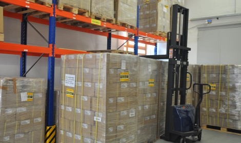 Import and Warehouse for Quarantine Storage